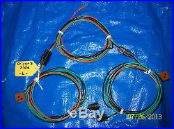 BRAND NEW 1970-1976 GM POWER DOOR LOCKS WIRE HARNESS wiring Chevelle 442 gto GS