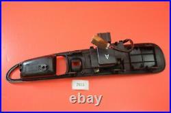 B#38 92-96 HONDA PRELUDE Left driver side power window switch oem TRIM BLACK