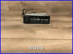 Bmw E30 E32 E34 318i Cm5903l Indash Cassette Player Radio Tape Stereo Am Fm Oem