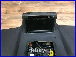 Bmw Oem E53 X5 Rear Upper Top Roof Entertainment DVD Screen Monitor 2000-2006