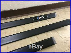 Bmw Oem Oem E39 M5 Front And Rear Left Right Side Exterior Door Panel Panels M