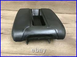 Bmw Oem Oem E39 M5 Front Center Console Armrest Sliding Arm Rest Black