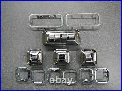 Buick Power Window Switch Set LeSabre Invicta Wildcat Electra 225 1962 1963