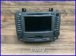 Cadillac Oem Cts Front Navigation Screen Monitor Headunit Radio 2003-2007