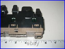 Chevrolet Chevy Tahoe Suburban Gmc Yukon Escalade Master Power Window Switch New