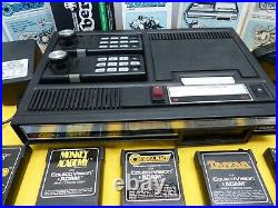 Colecovision with Upgraded Power Switch & Super Action controller & 16 Games