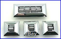 Complete 1971-1977 Gm Power Window Switch Square Corners Pw1731231 & Pw1725094