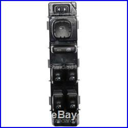 DWS-394 Power Window Switch Front Driver Left Side New Black for Chevy Chevrolet