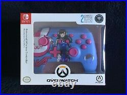 D. Va Power A Wireless Controller for Nintendo Switch