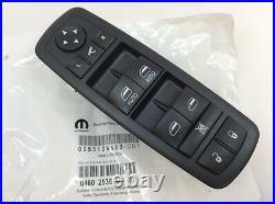 Dodge Carvan Chrysler LH Drivers Master Window & power folding Mirror Switch OEM