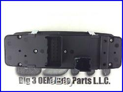 Dodge Grand Caravan Chrysler Town & Country Driver Master Power Window Switch OE