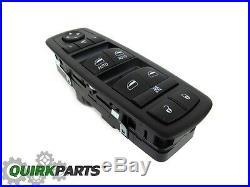 Dodge Ram 1500 2500 3500 Drivers Master Power Window Door Switch Mopar Genuine