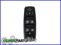 Dodge Ram 1500 2500 3500 Front Left Driver Master Power Window Switch Mopar