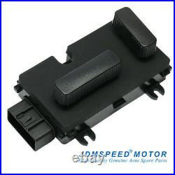 Driver Side Power Seat Switch Fits for Chevy Tahoe Suburban Silverado 12450166