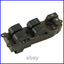 Electric Power Window Master Switch Fit Toyota Camry 2002-2006 Sienna 2005-2009