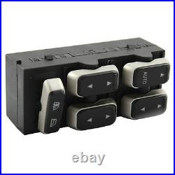 Electric Power Window Master Switch for Lincoln Town Car 4.6l v8 2003-2008 New