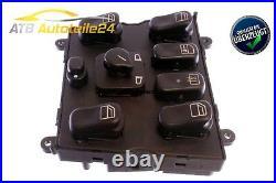 Fensterheber Schaltelement für MB Mercedes Benz ML Klasse W163 1638206610 NEU