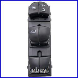 Fit for Nissan Altima 2013-2018 Power Window Master Switch Left Driver side