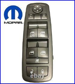 For Dodge Chrysler 12-18 Front Driver Left Master Power Window Switch OEM