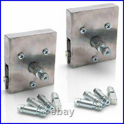 Ford Escape Electric Power Window Motor Crank Kit 2 Door hot rod with micro switch