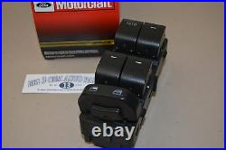 Ford Lincoln Mercury Driver Side Master Power Window SWITCH OEM 6L2Z-14529-BAA