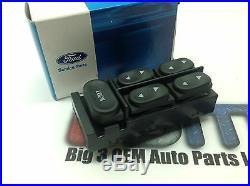 Ford Mustang Escort Mercury Tracer Driver Door Power 4- WINDOW SWITCH new OEM