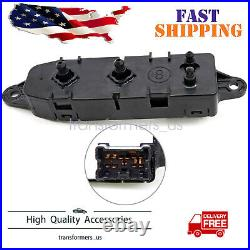 Front Left Power Seat Switch for 2009-2018 Nissan Murano Pathfinder 87066-1AB0A