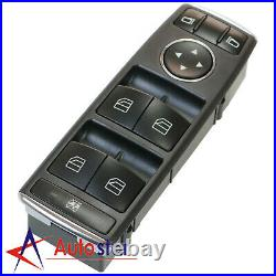 Front Left Power Window Switch 2049055302 For Mercedes W204 W212 E350 C250 C300