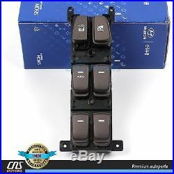 GENUINE Power Window Switch FRONT LEFT for 08-10 Hyundai Sonata 935703K600