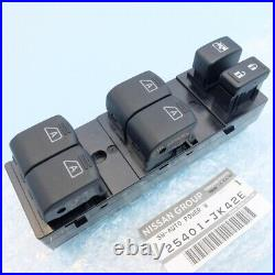 Genuine 07-08 Infiniti G35 4door Sedan Master Power Window Switch 25401-jk42e