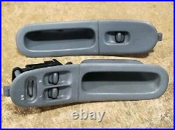 Genuine EG Honda Civic LHD Power Window Master & Passenger Switch 92 93 94 95