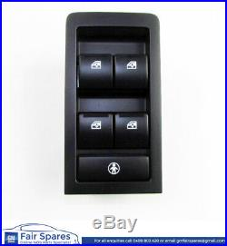 Genuine HSV Holden SS Commodore VY VZ 4 Way Power Window Switch Block Front Rear