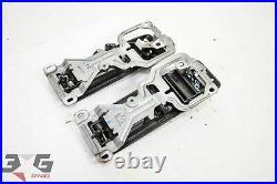 JDM Honda EF Civic & CRX RHD Power Window Switch & Handle Pair Black 88-89