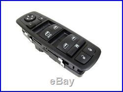 Journey Liberty Nitro Driver Side Power Window Door Lock Master Switch MOPAR OEM