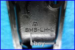 LHD oem Honda CRX JDM ED9 EE8 Inside Electric Power Window Switch Covers RARE