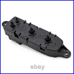 Left Driver Power Seat Control Switch For Nissan 13-16 Altima 08-13 Rogue