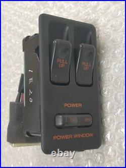 MAZDA RX-7 RX7 FC3S 89-92 Front Side Door Power Window Switch Unit Genuine OEM