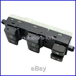 Master Power Window Control Switch Front Left For 06-07 Infiniti M35, M45 4-Door