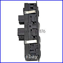 Master Power Window Control Switch Front Left For 2011-2016 Dodge Journey