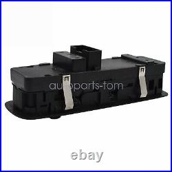 Master Power Window Control Switch Front Left For 2011-2017 Dodge Charger 4-Door