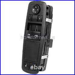 Master Power Window Control Switch Front Left For 2013-2015 Dodge Grand Caravan