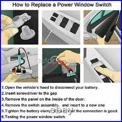 Master Power Window Door Switch for 2007-2012 Mazda CX7 (2Auto) NEW