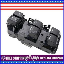 Master Power Window Door Switch for 2009-2014 Acura TSX NEW