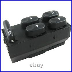 Master Power Window Switch Driver Side For Buick Century Regal 97-05 10433029