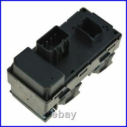 Master Power Window Switch Driver Side Left LH For Chevy GMC Truck New