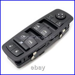 Master Power Window Switch fits 2015-2018 Chrysler 300 Dodge Charger