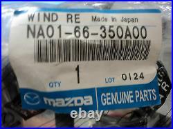 Mazda Miata 1990-1997 New Oem Center Master Power Window Switch Na01-66-350a-00