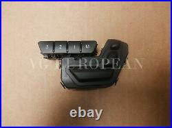 Mercedes-Benz C E CLS Class Genuine Right Front Door Power Seat Switch NEW