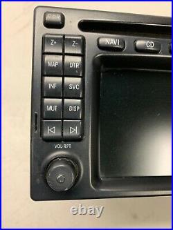 Mercedes Benz Oem Clk320 Clk430 Clk55 Amg Front Navigation Radio Monitor Screen