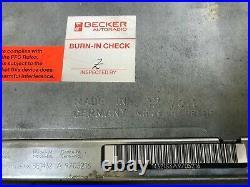 Mercedes Benz Oem Grand Prix R129 W140 W126 Cassette Player Radio Stereo 86-93